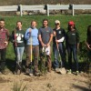 Rain Garden Partnership in Newton Brings Learning Opportunity, Better Water Quality