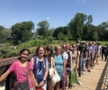 New Jersey Future staff explore Paterson