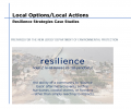New Jersey Future and NJDEP release report of local options and actions for resilience