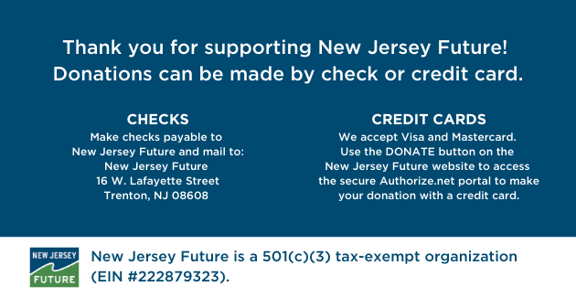 Support New Jersey Future