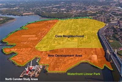 North Camden Waterfront Plan