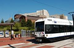 Light Rail in Newark. Source: FTA