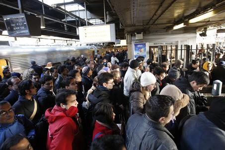 Newark Penn Station. Source: John O'Boyle/The Star-Ledger