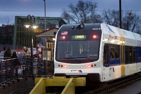 NJ Transit's Riverline in Trenton. Source: NJ.com