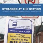 Tell NJ's Senators to Stand up for Transit Riders in New Jersey!