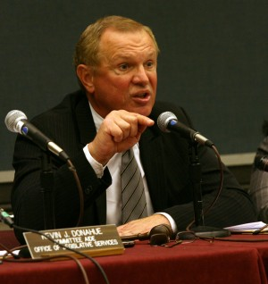 Senator Ray Lesniak. Source: Press of Atlantic City