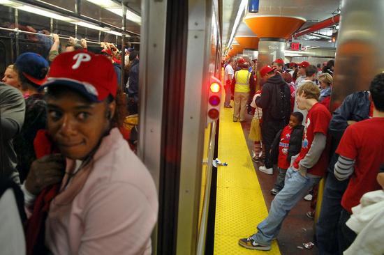 phillies subway