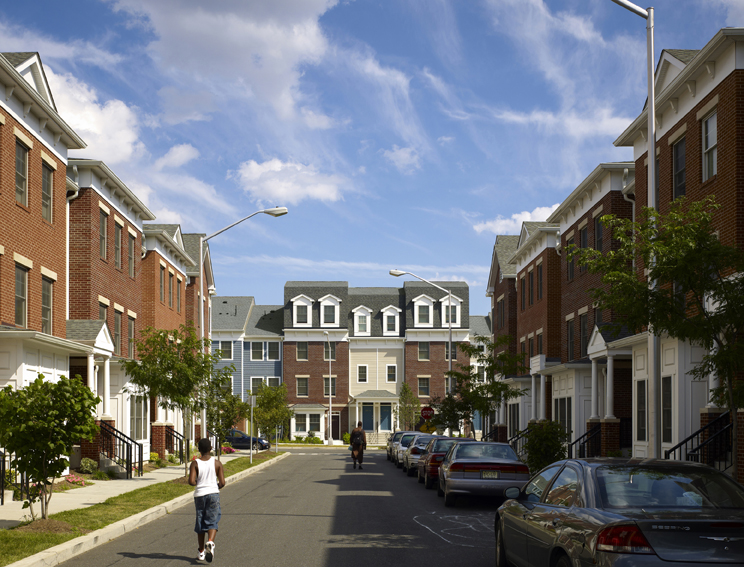 Public Housing Site Transformed Into Mixed-Income Community | New ...
