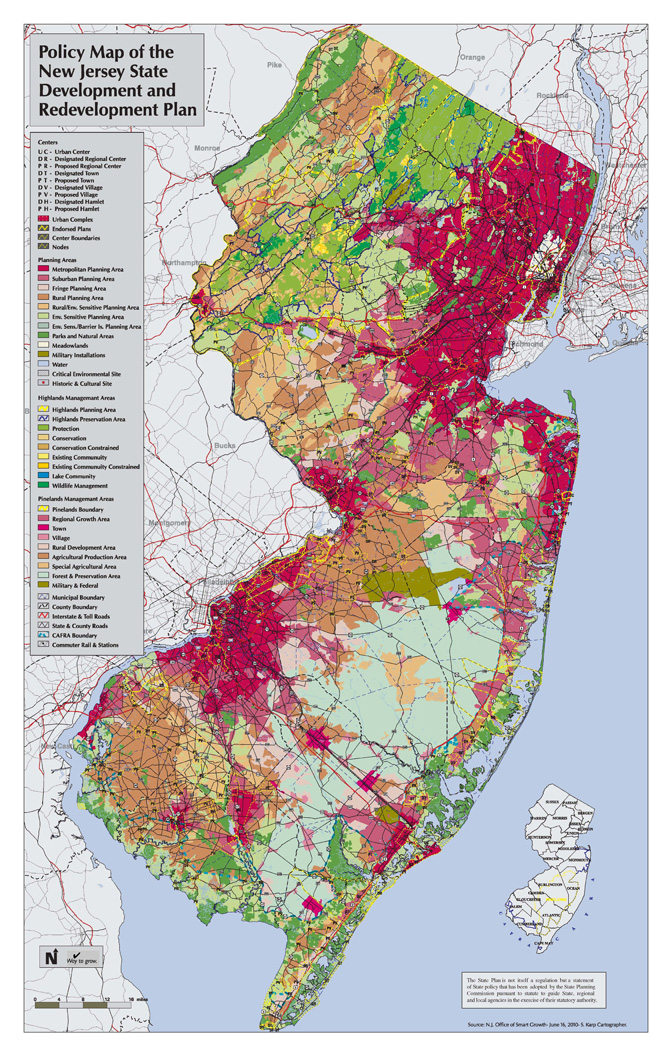 Smart-Growth Data Sources | New Jersey Future