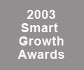 2003 Smart Growth Award Title graphic