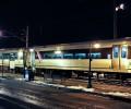 New Jersey Transit train.