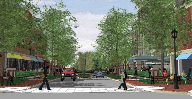 Rowan Boulevard