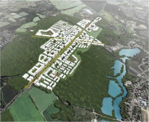 Rendering of Woolwich Township TDR