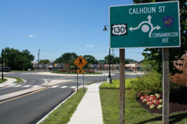 Route 130 Circle Cinnaminson