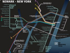 New Jersey Dominates List of Top Public Transportation