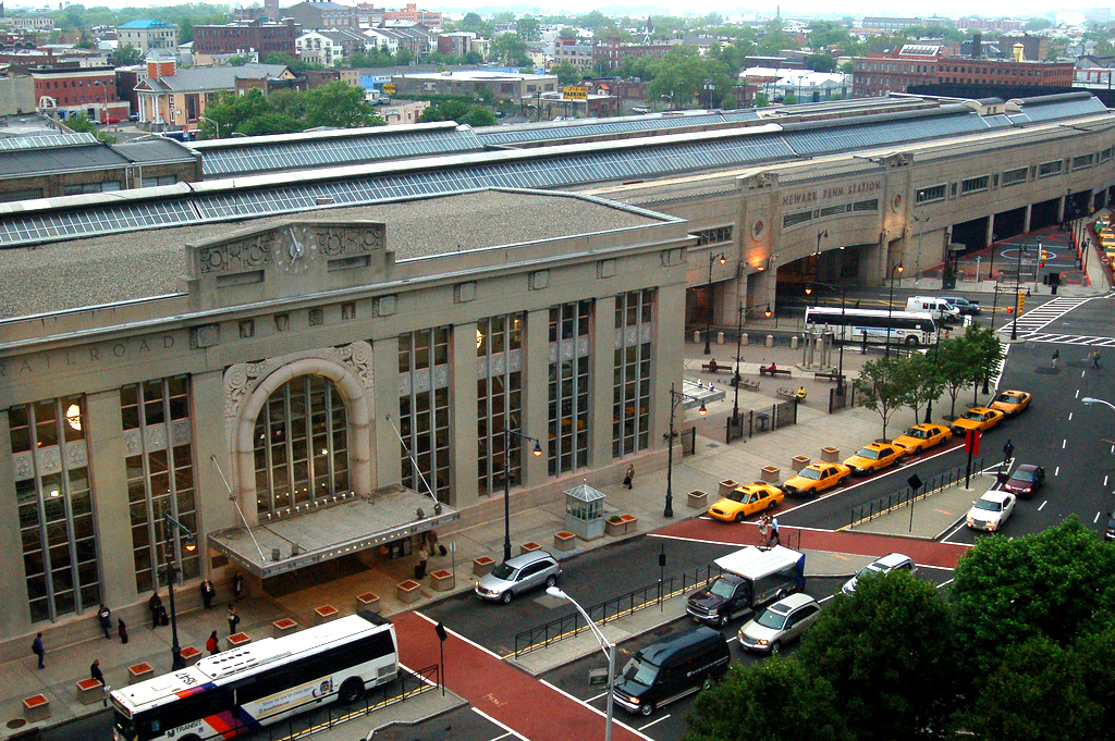Newark's Penn Station. © David Warlick