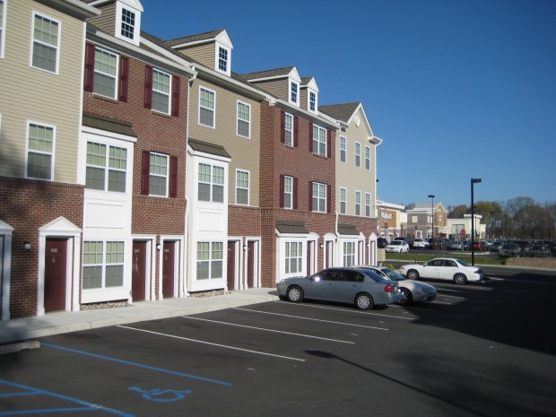 Cooper Towne Center new housing