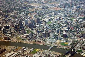 Newark: Not a City. Photo courtesy of