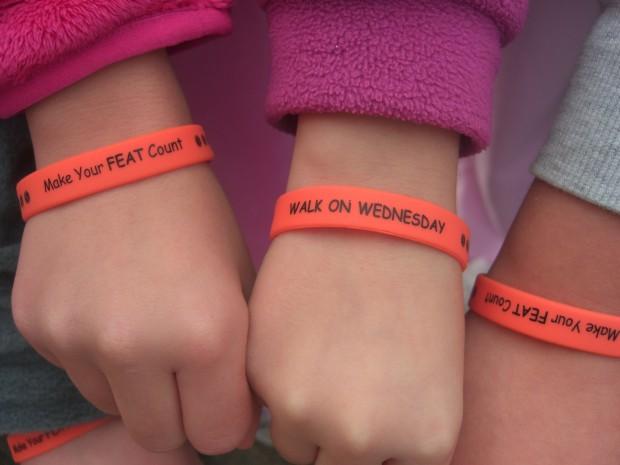 Walk on Wednesday
