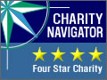 4-Star Charity Navigator Rating