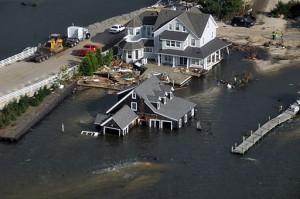 Sandy damage -- resiliency