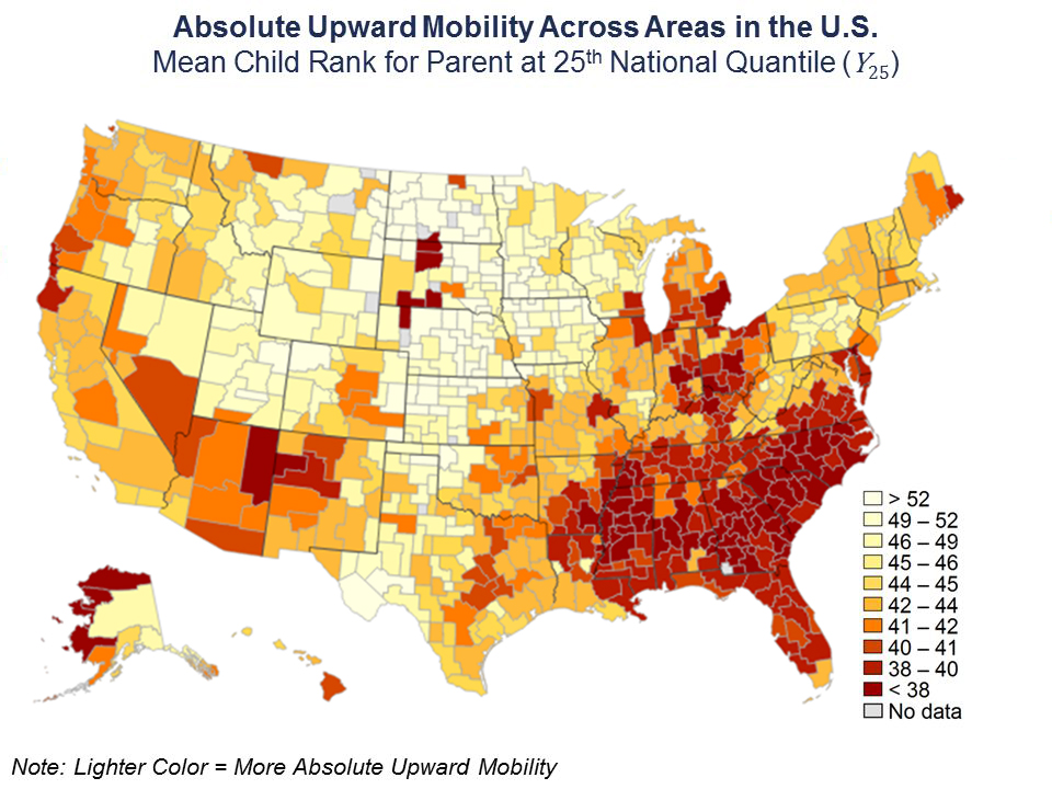 The problem of upward mobility | Charlotte Observer