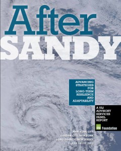 ULI sandy report cover