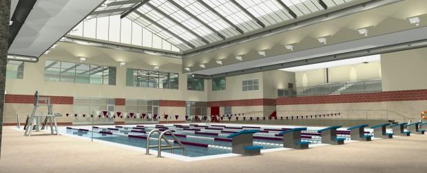 Olympic Size Community Pool - Kroc Community Center