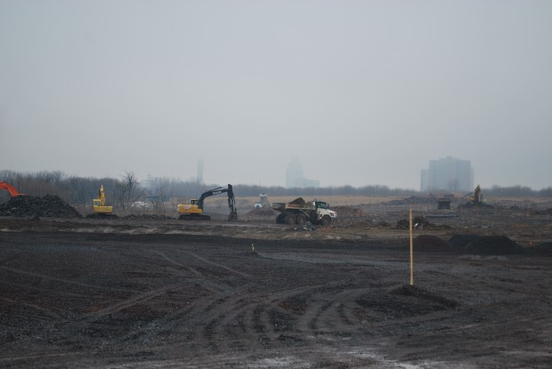 Harrison Avenue Brownfield - Remediation