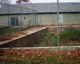 existing storm water infiltration