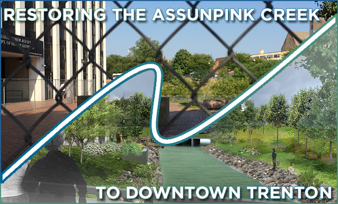 Restoring the Assunpink Creek