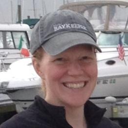 Deborah A. Mans Baykeeper & Executive Director  NY/NJ Baykeeper