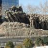 Military Park Borglund memorial