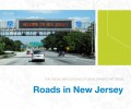 Fiscal Implications of Development Patterns: Roads in New Jersey