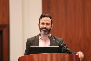 Gabe Klein at the 2016 Redevelopment Forum.