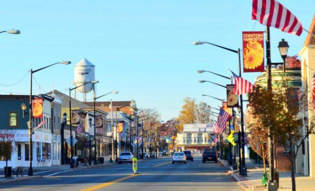 Hammonton, Blueberry Capital of the World
