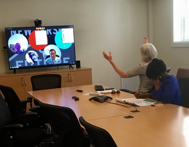 Multi-Way Video Conference