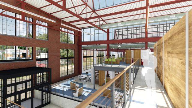 Roebling_Center_Building_114_Mezzanine