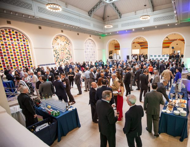 Photo of 2019 Smart Growth Awards attendees