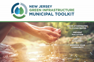 Green Infrastructure Municipal Toolkit logo and cover image
