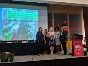 Panelists at Complete Streets