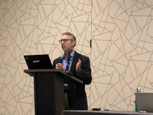 Pete Kasabach at APA Conference