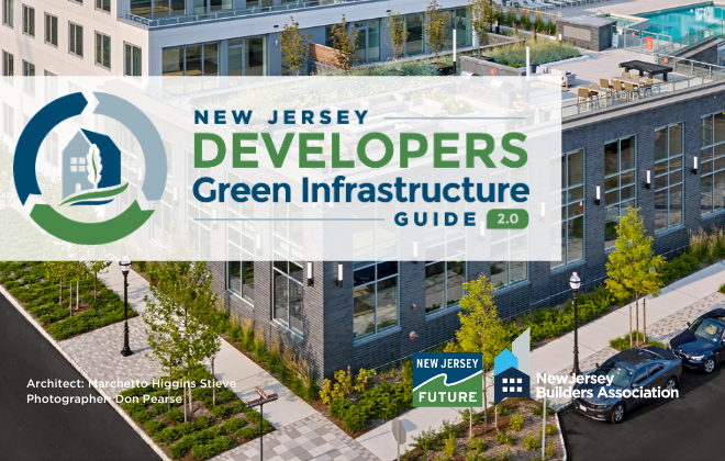 Green Infrastructure required