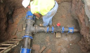 Water Pipe Replacement