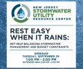 Webinar: Rest easy when it rains: A plan to fund stormwater management