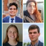 Meet our 2020 Summer Interns!