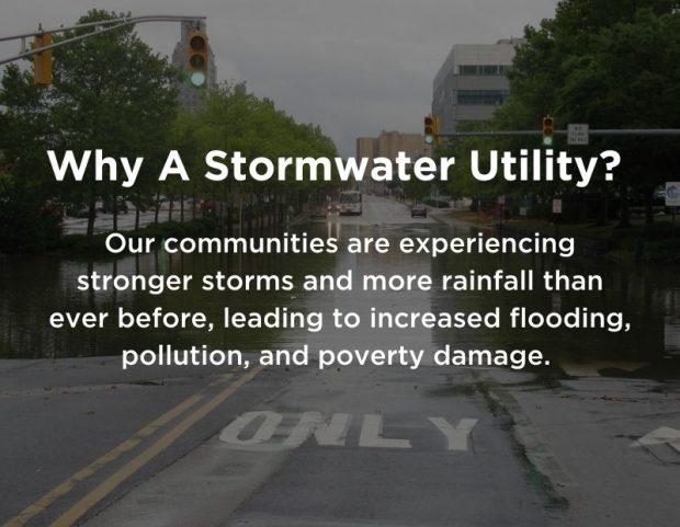 Stormwater Utilities Slide 1
