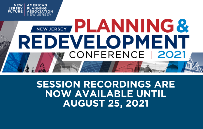 NJ Planning and Redevelopment Conference
